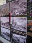 Historische Aufnahmen der Postsiedlung